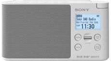 XDR-S41DW weiss DAB+/FM Radio