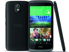 HTC Desire 526G Dual-SIM mattschwarz