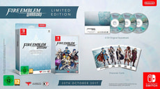 Switch - Fire Emblem Warriors - Limited Edition
