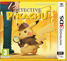 3DS - Meisterdetektiv Pikachu (F)