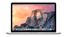 "MacBook Pro Retina 2.2GHz 15.4"" 256GB Force Trackpad"