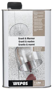 Impermeabilizzante per granito e marmo