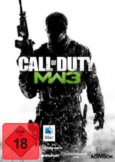 Mac - Call Of Duty Modern Warfare 3
