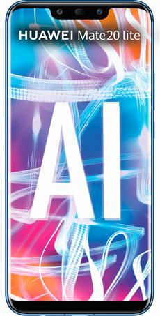 Mate 20 Lite Dual SIM 64GB Sapphire Blue
