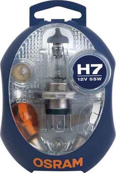 Ampoule Jeu d'ampoules H7