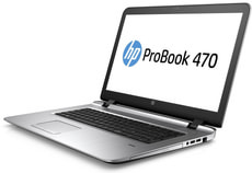 HP ProBook 470 G3 i7-6500U HDD Notebook