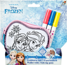 Frozen Create Your Own Geldbörse