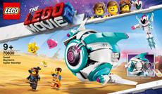 LEGO MOVIE 2 70830 Systar Raumschiff