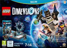 Wii U - LEGO Dimensions Starter Pack