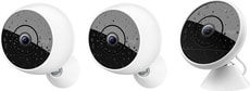 Circle 2 Multipack (2 videocamere wireless + 1 videocamera con cavo)