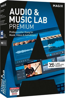 PC - Audio & Music Lab Premium (Aktualitätsgarantie)