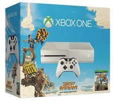 Xbox One Konsole 500 GB Special Edition Sunset Overdrive