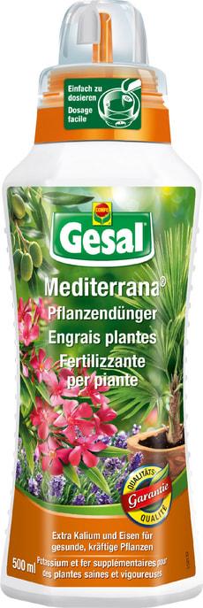 Mediterrana Fertilizzante per piante, 500 ml