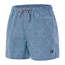 "Vintage Printed 14"" Watershort"