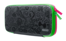 Pochette de transport et protection d'écran Édition Splatoon 2 Nintendo Switch