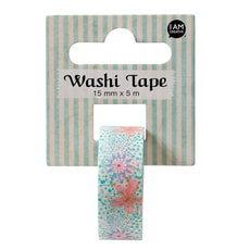 Washi Tape Fleurs II