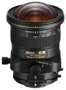 PC Nikkor 19mm F/4.0E ED Objektiv