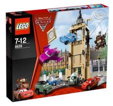 Lego Cars 8639 evasione big bentley