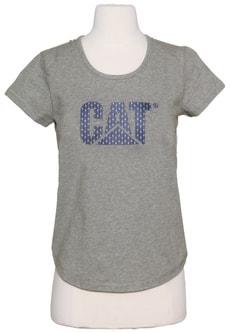 T-Shirt Logo,dark heather grey