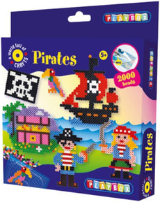 Set perline pirate, 2000Pz