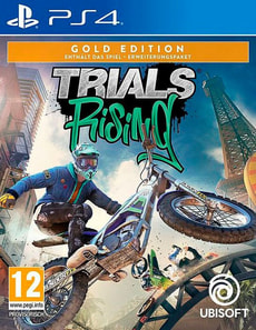 PS4 - Trials Rising - Gold Edition
