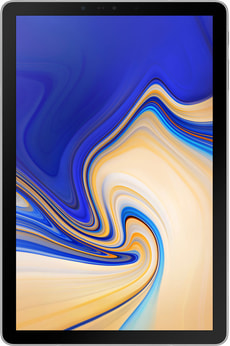 Galaxy Tab S4 WiFi 64 GB grau