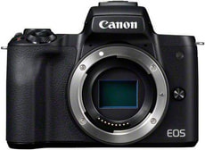 EOS M50 Body - nero