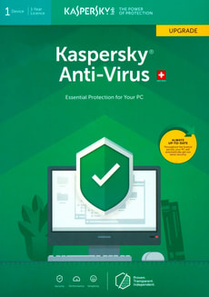 Anti-Virus (1 Device)  Upgrade [PC/Mac/Android] D/F/I