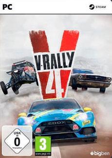 PC - V-Rally 4
