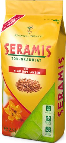 Ton-Granulat für Zimmerpflanzen, 2.5 l
