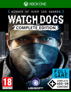 Xbox One - Watch Dogs Complete Edition