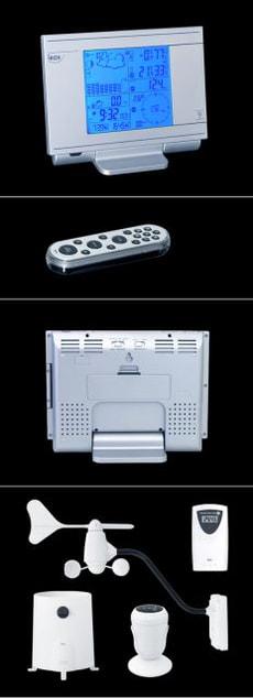 PROFI WETTERSTATION PRO-X USB