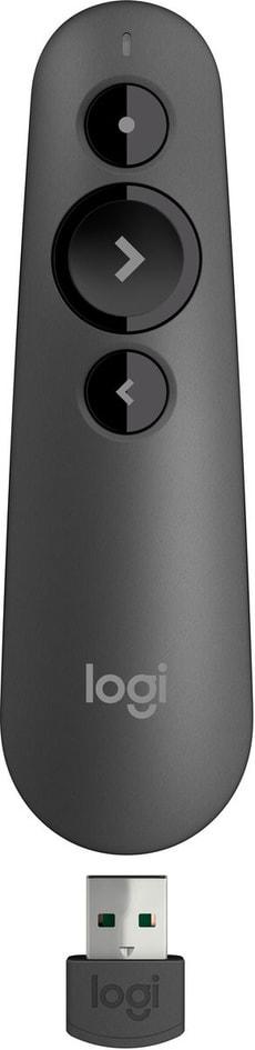 R500 Laser Presentern senza fili nero