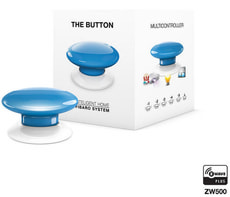 Z-Wave Button blau