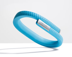 Up Activity Tracker Large blau