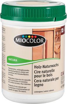 Cire naturelle pour le bois Incolore 750 ml