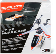 RC DT-H2 Hurricane