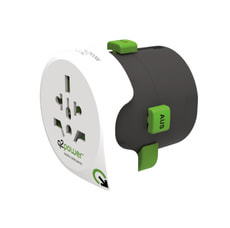 "Q2Power Weltreiseadapter ""Qdapter 360"""
