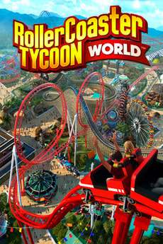 PC - RollerCoaster Tycoon World