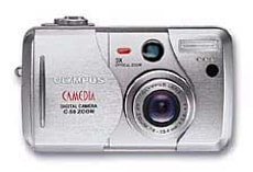 OLYMPUS CAMEDIA C-50