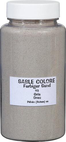 Pébéo Farbiger Sand