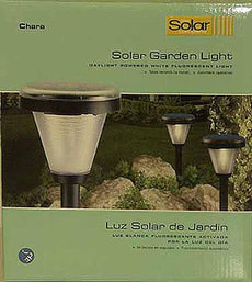 SOLAR-GARDEN-LIGHT FIESTA