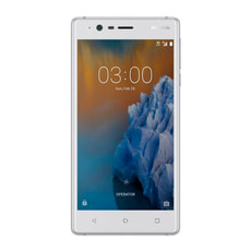 3 Cellulare rame/bianco