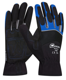 Gebol Gants Anti Shock Premium No. 10