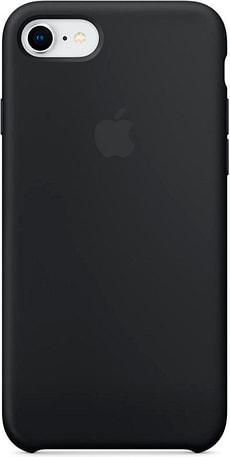 Silicone Case iPhone 8 / 7 Black