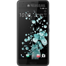 HTC U Ultra Brilliant schwarz