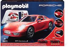 City Action Porsche 911 Carrera S 3911