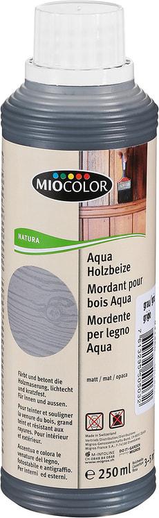 Mordente per legno Aqua Grigio 250 ml