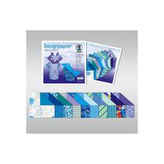 Papier design sapphire