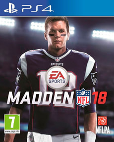 Madden NFL 18 [PS4] (E)